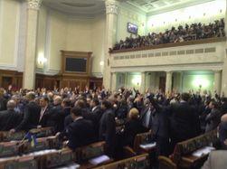 Европа призывает Януковича ветировать вчерашние законы - СМИ