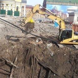 Древняя улица Киева не разрушена – строительные работы ее не коснутся