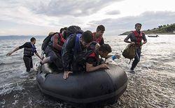 За один день корабли ЕС выловили 3,4 тысячи нелегалов в Средиземном море