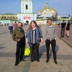 Чем занимаются российские эмигранты в Украине