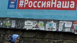 Почему Крым проигнорировал выборы в российский парламент?