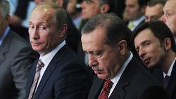 Путин и Эрдоган - заклятые друзья