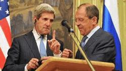 Москва неожиданно поддержала Джона Керри