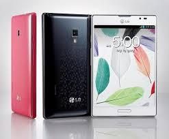 Vu 3 от LG - стильный простой смартфон