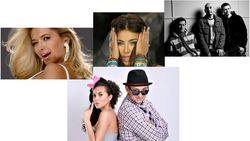 Ани Лорак, Тина Кароль, Потап и Настя названы самыми популярными звездами шоу-бизнеса Украины