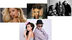 50 самых популярных звезд шоу-бизнеса Украины в Интернете в мае 2014 г.