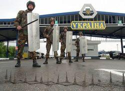 ВР усиливает охрану границ Украины