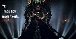 Геймеры ВКонтакте назвали особенности популярности игры «Game Of Thrones»