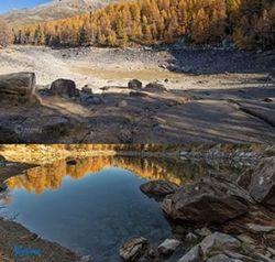 Время ли паниковать: в Италии исчезло знаменитое озеро