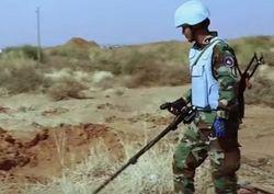 Украина направила ООН свой проект размещения миротворцев на Донбассе