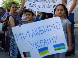 Беженцев из Донбасса поселили в резиденции Януковича в Межигорье
