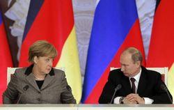 Канцлер Германии назвала референдум в Крыму незаконным