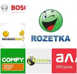Названы самые известные у украинцев интернет-магазины электроники