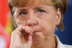 Меркель пообещала Украине СА, а России - жесткие санкции