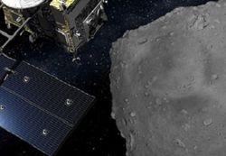 В сторону Земли летит огромный астероид