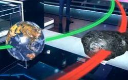 К Земле устремился таинственный астероид с пирамидой