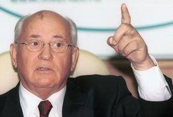 Горбачев призвал украинцев дать по рукам всем советчикам