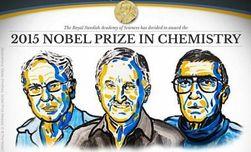 Нобелевскую премию по химии получили три ученых