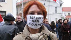 Что общего было между парламентскими выборами в России и Беларуси?
