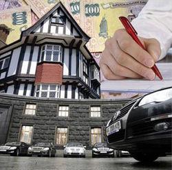 Высокопоставленные чиновники Украины показали свой доход за 2014 год
