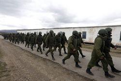 Аэродром в Новофедоровке занят активистами и военными