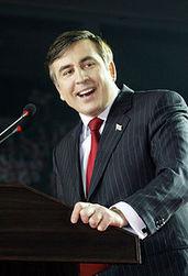 Саакашвили советует Порошенку не прекращать АТО