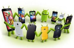 Определены самые популярные ОС смартфонов в Интернете: Android, Windows Mobile и Apple iOS