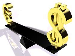 Трейдеры назвали возможную точку разворота пары евро/доллар
