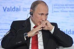 Путин обвинил Киев в не выполнении минских соглашений