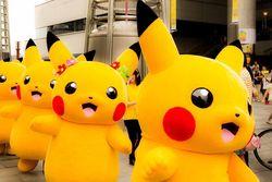 Pokemon GO признали самой популярной игрой года