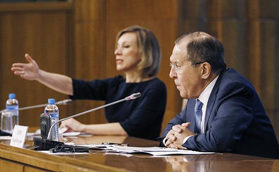 Лавров: американские дипломаты переодеваются вженщин ради шпионажа вРФ