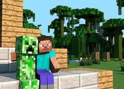Minecraft будет поддерживать Oculus Rift