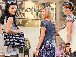 Пристрастие к шопингу продлевает жизнь - исследование