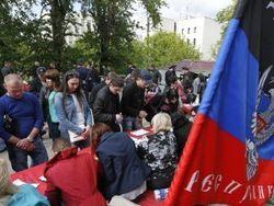 Все больше раненых боевиков поступают в больницы Луганска