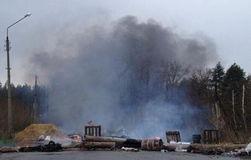 Первые горькие уроки антитеррористической операции в Славянске