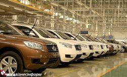 В Украине стали чаще покупать легковые автомобили