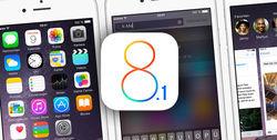 20 октября станет доступным обновление до iOS 8.1