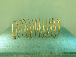 Часть коллекции золота скифов, бывшей в Амстердаме, уже выставлена в Киеве