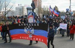 Самопровозглашенная власть в Донецке готовит референдум на 11 мая