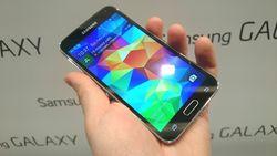 Самый популярный смартфон Samsung - Galaxy S5