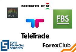 Alpari и TeleTRADE названы самыми известными брокерами СНГ апреля 2015 года