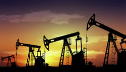 Нефть растет в цене после падения