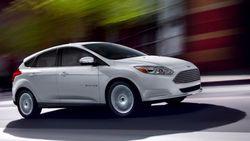 Ford Focus Electric занял лидирующие позиции на рынке Беларуси