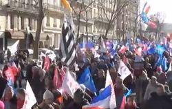 Французы снова поднялись против однополых браков