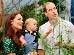 В 4,5 млн. фунтов стерлингов обошелся ремонт дворца для принца Джорджа