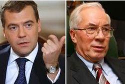 Медведев: Украина и Беларусь отвечают за кредит всем своим достоянием