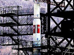 Северную Корею подозревают в испытаниях двигателя для мощных ракет