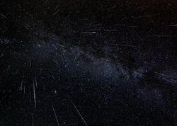 Завтра земляне увидят еще одно космическое чудо – метеорный поток Персеид
