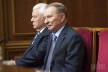 Кравчук и Кучма просят Турчинова вывести украинских солдат из Крыма
