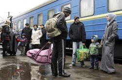 Поток беженцев из Крыма в Украину намного больше, чем в обратном направлении